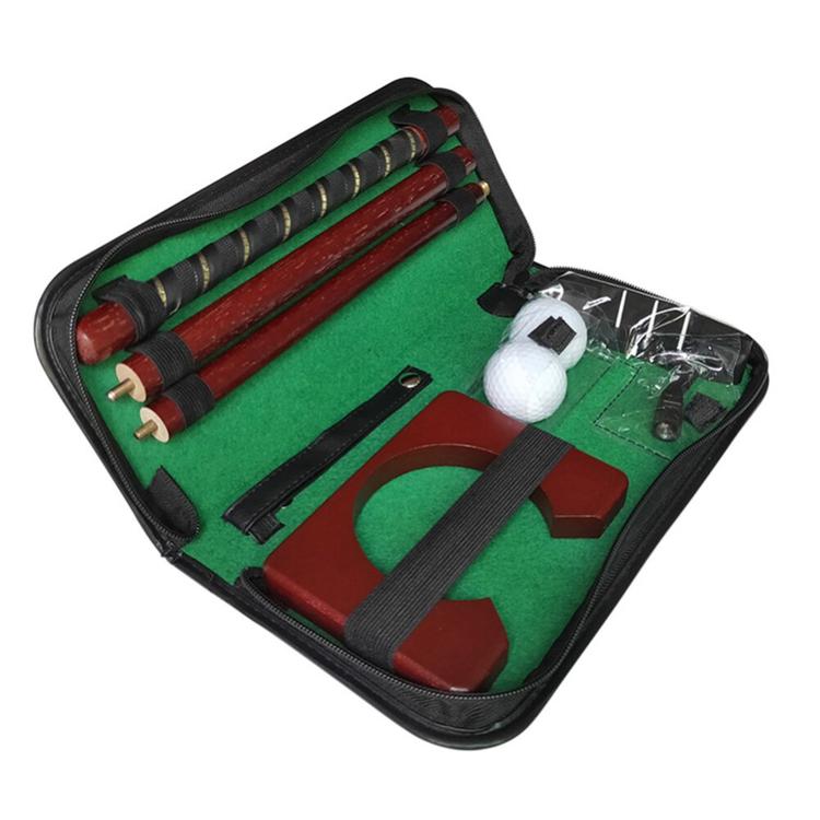 Golfputter set för resa