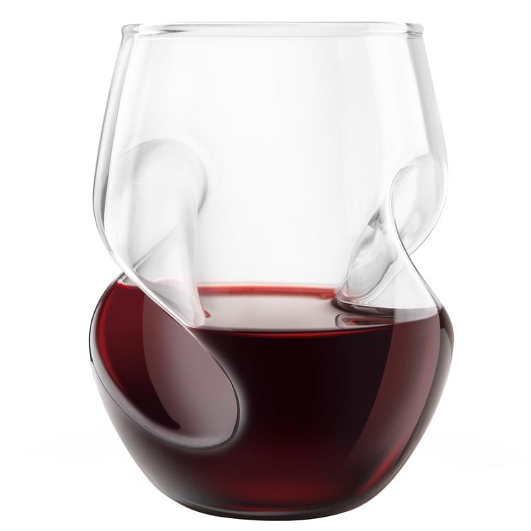 Rödvinsglas 4-p   Conundrum