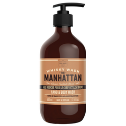 The Manhattan Hand- och Duschtvål 500ml  - The Scottish Fine Soaps