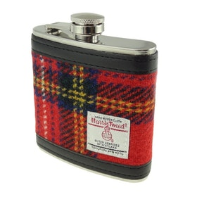 Fickplunta Harris Tweed Royal Stewart Tartan