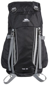 Ryggsäck Trek 33L Ash Smoke  - Trespass