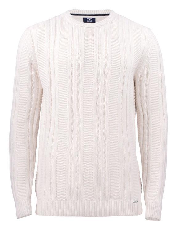Off white pullover Elliot Bay - Cutter & Buck