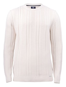 Off white pullover Elliot Bay - Cutter & Buck