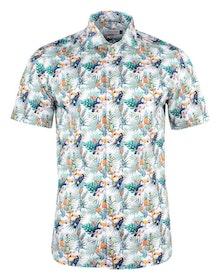 Kortärmad skjorta Parrot - J. Harvest & Frost