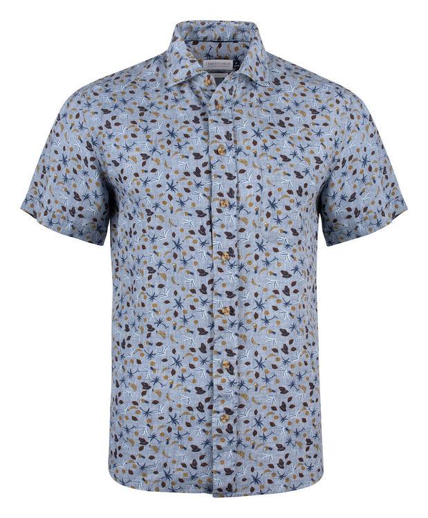 Kortärmad skjorta Coconut - J. Harvest & Frost