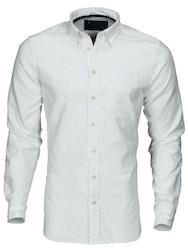 Vit Oxford skjorta  J. Harvest & Frost