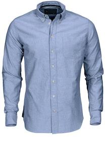 Ljusblå Oxford skjorta  J. Harvest & Frost