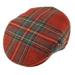 Shetland wool keps - Royal Stewart