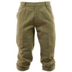 """Ljusgröna tweed knickers (breeks) 21"""""""