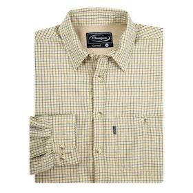 Countryskjorta med fleece