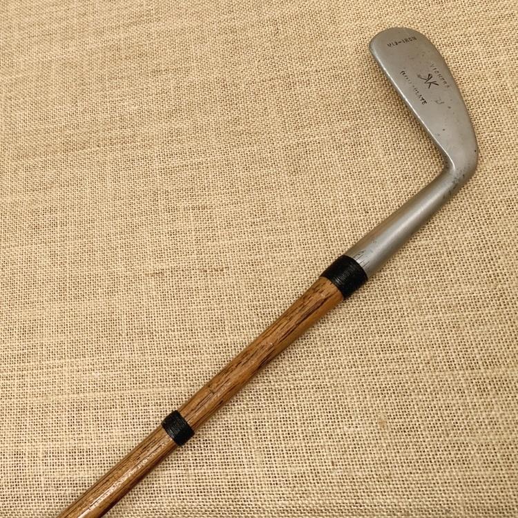 Mid Iron - Vickers