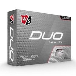 Golfbollar Wilson Staff Duo Soft, ds