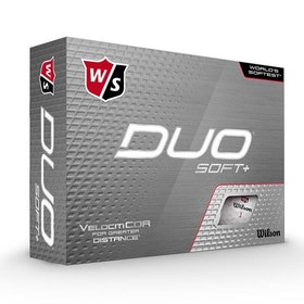 Golfbollar Wilson Staff Duo Soft, ds