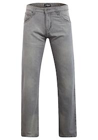 Ljusgrå jeans