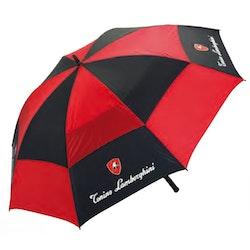 Golfparaply röd/svart - Tonino Lamborghini