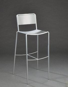 Barpall, Zeus Ginger Aluminium Stool -   Maurizio Peregalli