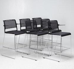 Barpallar, Wilkhahn Aline - Design Andreas Störiko