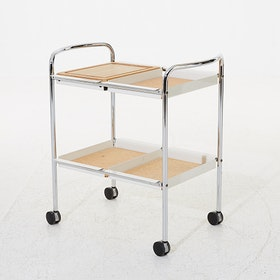 Vagn, Materia Supporter Trolley - Sandin & Bülow