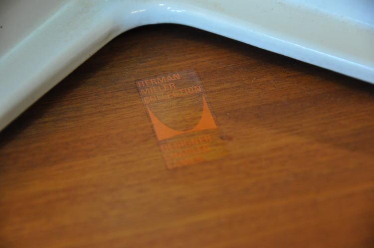 Soffbord, Herman Miller Charles & Ray Eames - Santos palisander