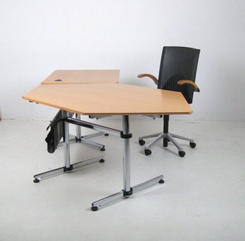 Skrivbord, USM Haller Kitos - Fritz Haller & Paul Schärer