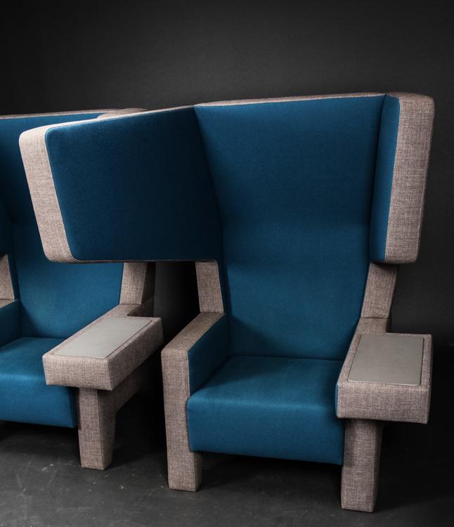 Fåtöljer, Prooff 001 Ear Chair - Studio Makkink & Bey