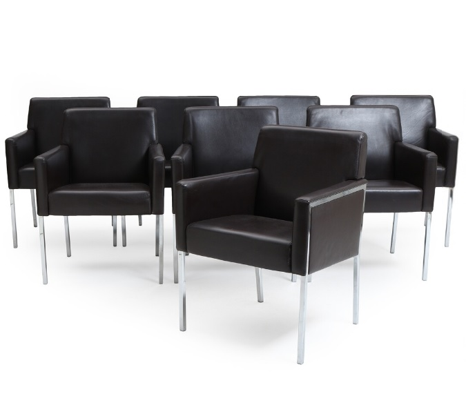 Konferensgrupp, Moroso Steel - Mint condition