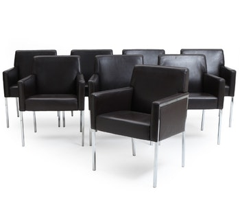 Konferensgrupp, Moroso Steel - Mint condition