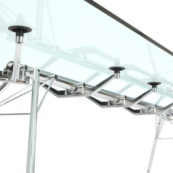 Bord, Tecno Nomos - Design Norman Foster