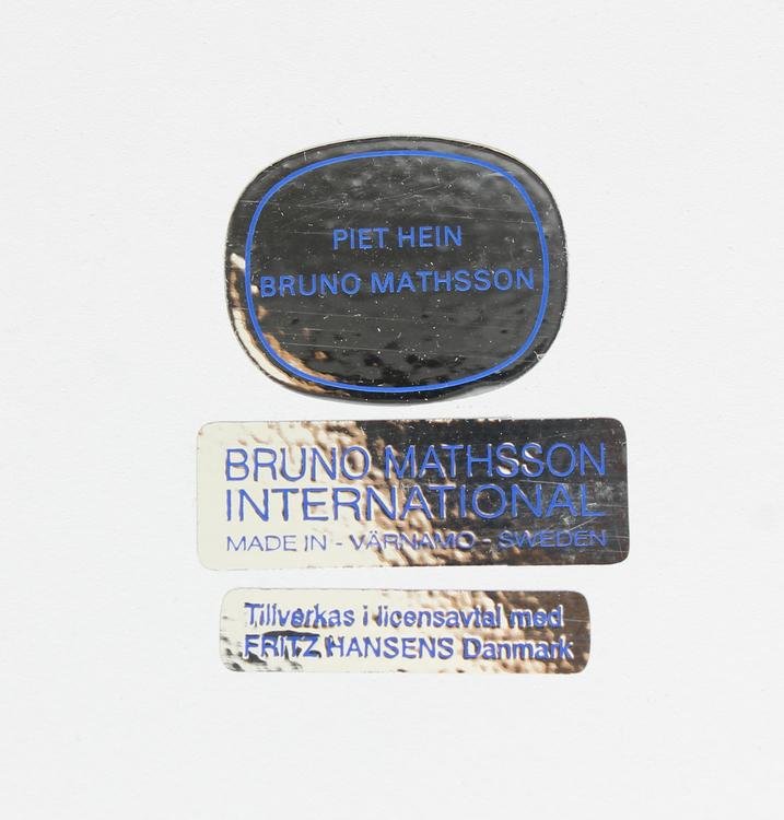 Matbord, Bruno Mathsson - Supercirkel Ø 225 cm