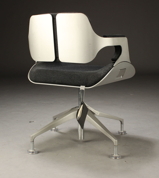 Stol, Interstuhl Silver 101S - Hadi Teherani