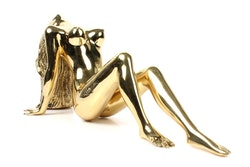 """Robbi Jones """"Natascha"""" - Erotic sculpture 3,9 kg"""