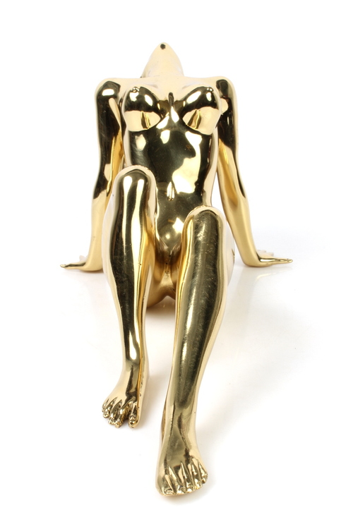"Robbi Jones ""Natascha"" - Erotic sculpture 3,9 kg"