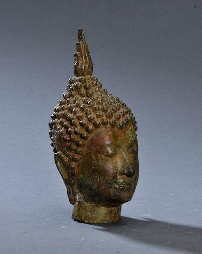Skulptur Thailand - Brons 1800/1900-talet