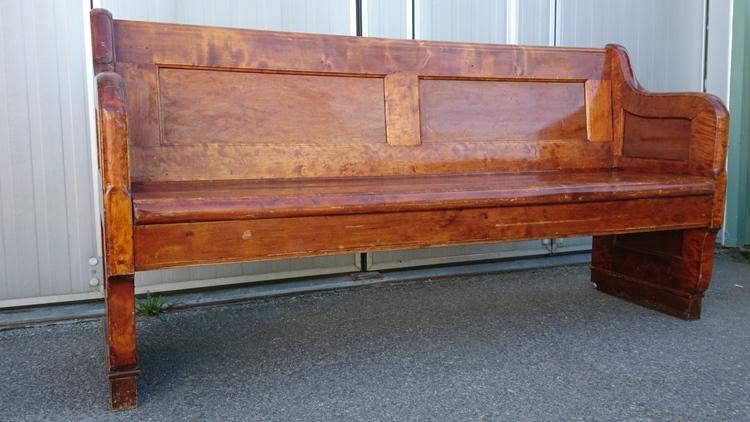 Kyrkbänk / soffa No. 2 - 174 cm