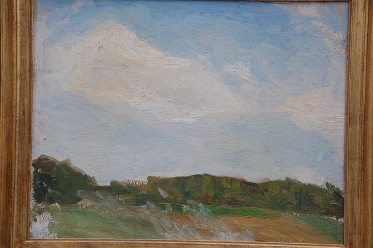 Oljemålning, Tor Bjurström 1984