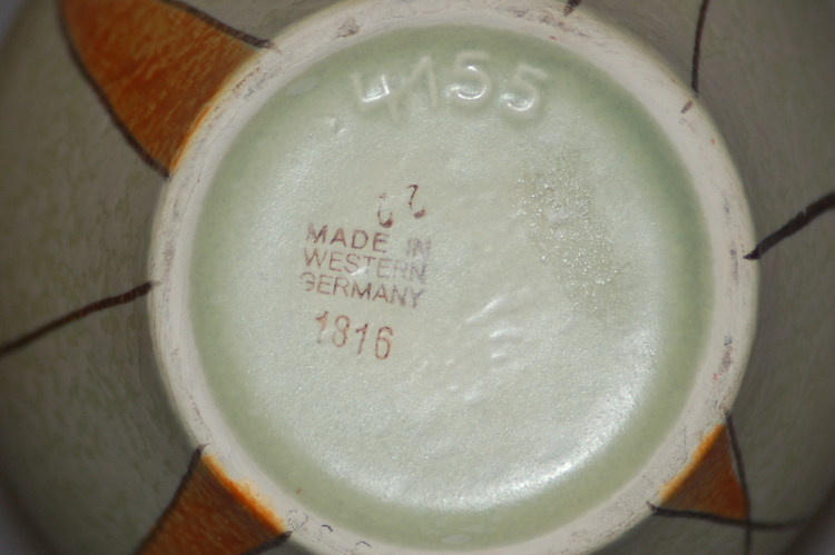 Vas Made in Western Germany 1816