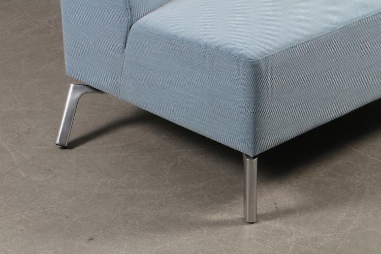 Soffa, Interstuhl TANGRAM is5 - Design Andreas Krob