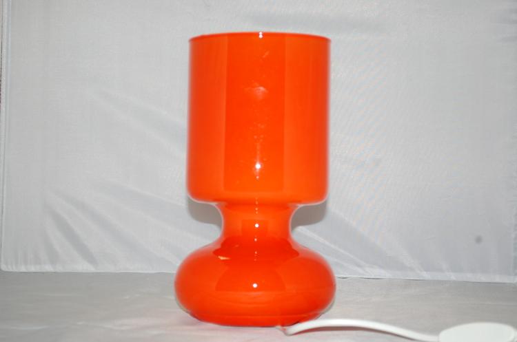 Bordslampor, Orange IKEA Lykta