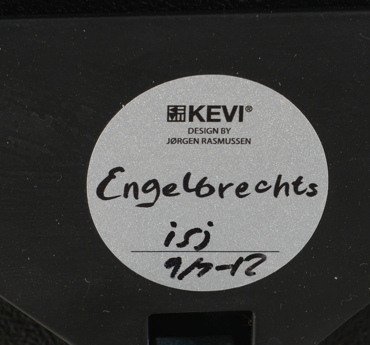 Skrivbordsstolar, Engelbrechts Kevi - Jörgen Rasmussen