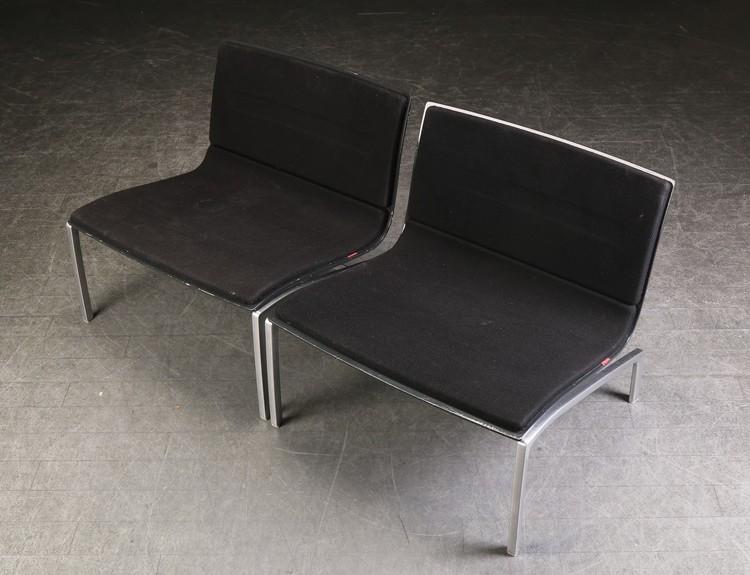 Loungefåtöljer, Fritz Hansen PL200 - Ett par
