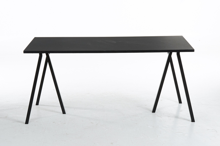 Matbord / skrivbord, HAY Loop Stand Table 160 cm