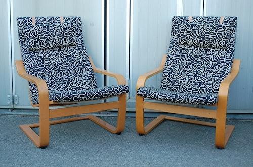 Fåtöljer från IKEA - Ett par