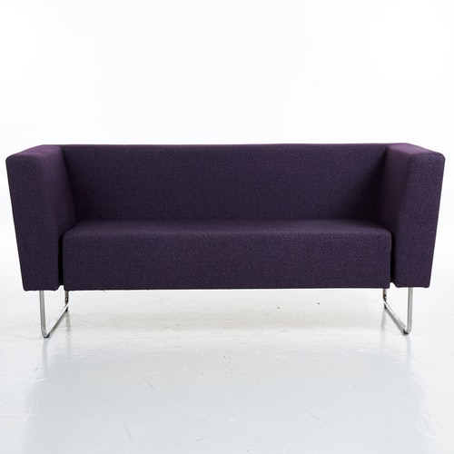 2-sits soffa, Swedese Gap Lounge