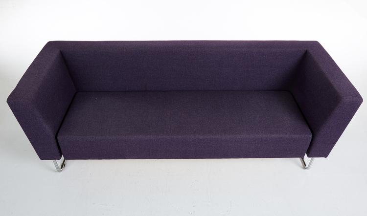 3-sits soffa, Swedese Gap Lounge