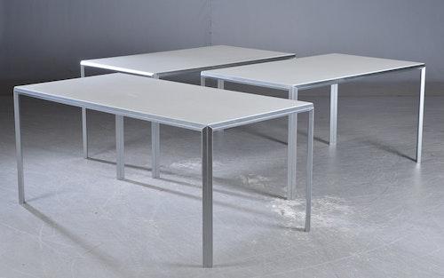 Skrivbord i industridesign