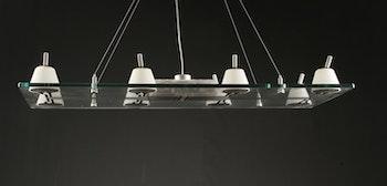 Taklampa, FLOS Lastra 8 - Design Antonio Citterio