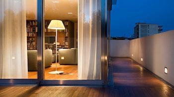 Golvlampa, FLOS Romeo Soft - Philippe Starck