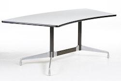 Skrivbord, vintage Herman Miller Segmented Table - Eames