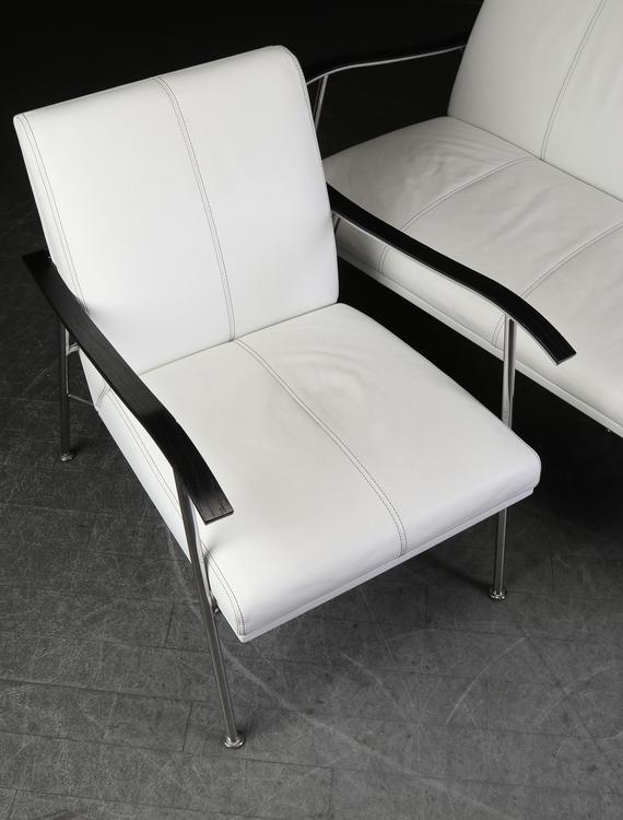 Soffa och fåtölj, Lammhults Sahara - Design Gunilla Allard