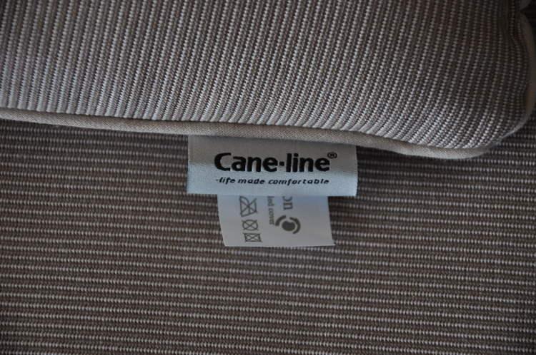 Utegrupp, Cane-Line - Loungegrupp med dynor